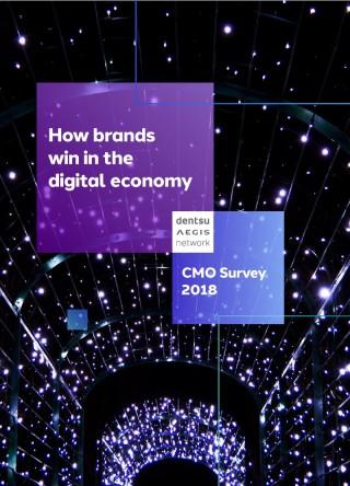 Опрос CMO крупнейших компаний об инновациях и трансформации бизнеса