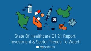 Цифровое здравоохранение. Итоги 1 квартала 2021 года