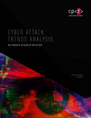 Годовой отчет Check Point 2019 Security