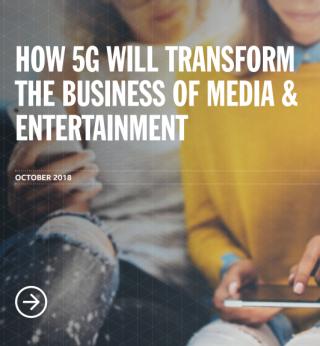 Как 5G изменит бизнес в сфере медиа и развлечений
